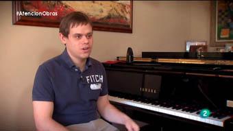 Atención obras - Ignasi Cambra, pianista