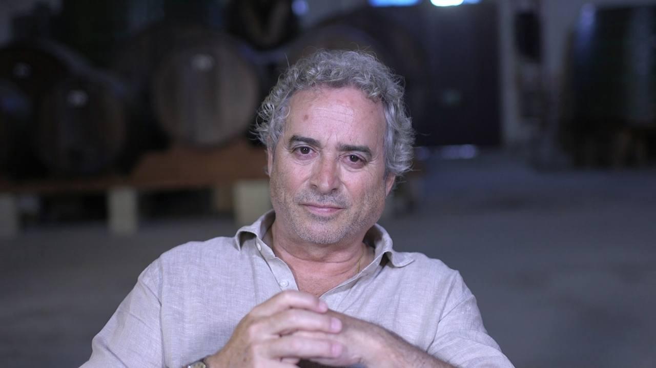 Ildefonso Falcones tiene pasión por el vino, al que dedica su última novela
