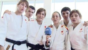 La ilusión del judo español para Londres 2012