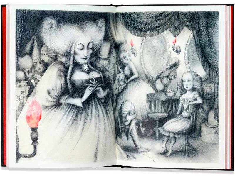 Ilustración de 'Elisa en el corazón del laberinto'
