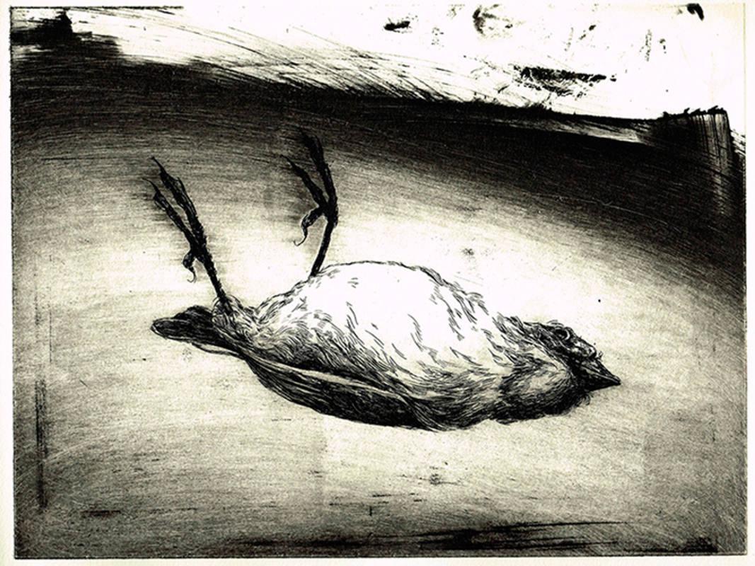 Ilustración de 'La sed'