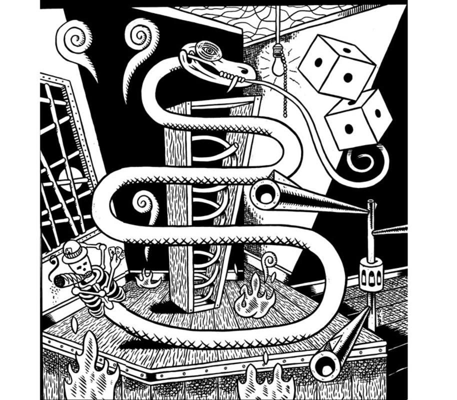 Ilustración de 'Sidetrack City'