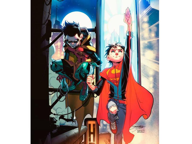 Ilustración de 'Superhijos'