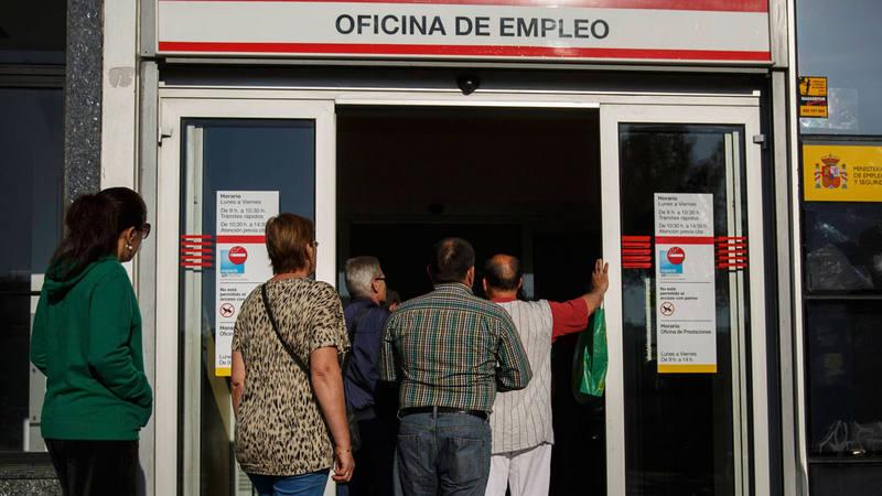 El paro en espa a el n mero de parados registrados baj for Telefono oficina de empleo madrid