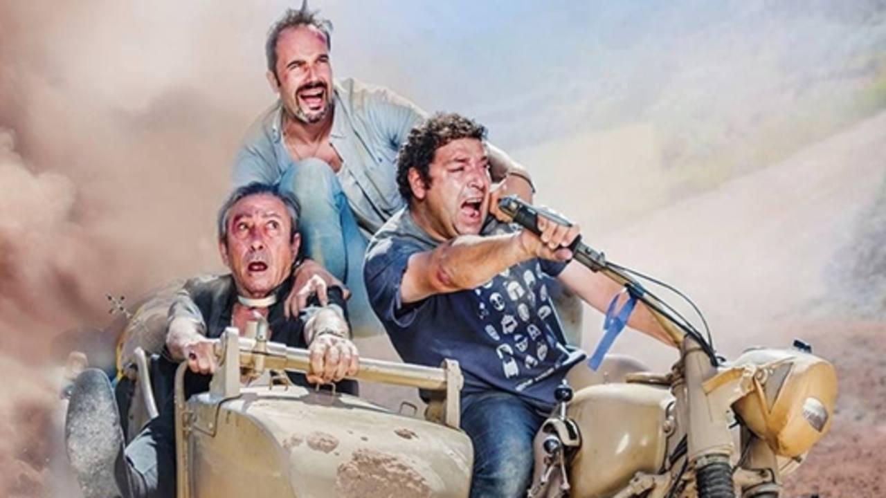 Imagen del cartel de la película 'Bendita calamidad'.