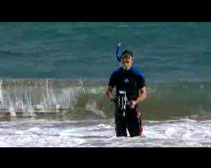 La mitad invisible - Imágenes acuáticas