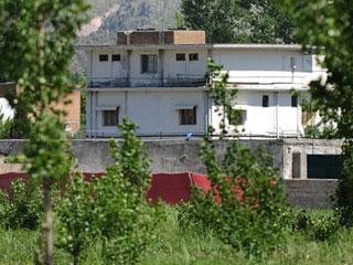 Ver vídeo  'Imágenes de la casa en la que las fuerzas de EE.UU. han abatido a Bin Laden'
