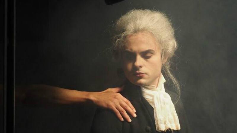 Imágenes de los ensayos de 'Mozart y Salieri' de Teatro Musical de Cámara