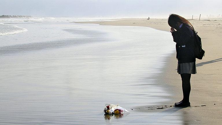 Impresionantes imágenes del terremoto, el tsunami y el accidente nuclear que asoló Japón