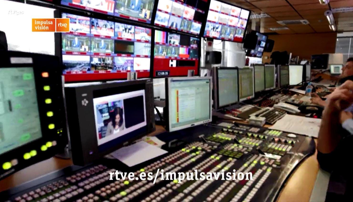 Impulsa Visión RTVE Tercera Edición