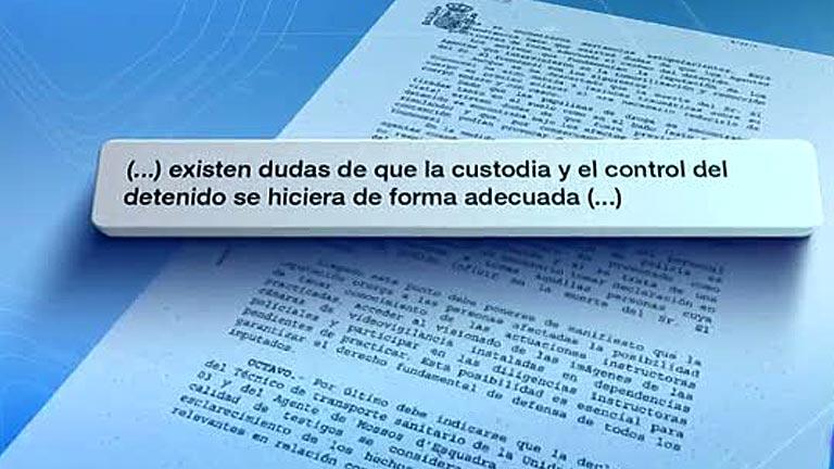 Imputados ocho mossos por la muerte de un detenido en el for Juzgados el vendrell