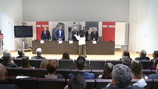 UNED - Inauguración de la nueva sede del Centro Asociado de la UNED en Lugo - 08/12/17