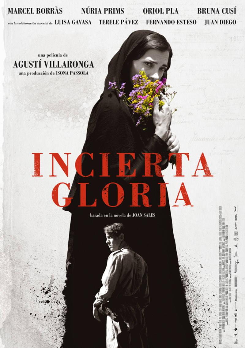 'Incierta gloria' con 16 nominaciones