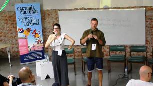 Fábrica de ideas - Iincuba: Factoría Cultural