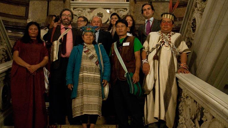 Los indígenas Asháninka cumplen treinta años de resistencia en Perú