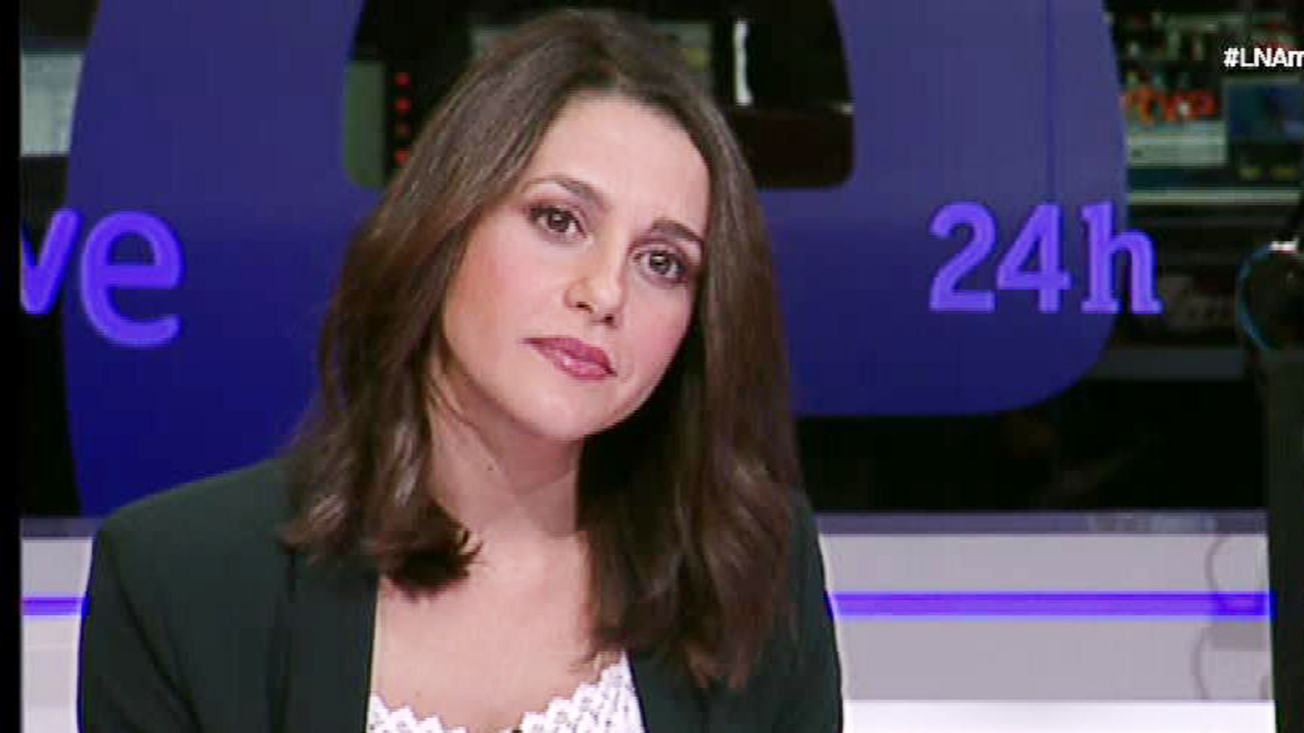 """Inés Arrimadas (Ciudadanos): """"Pedro Sánchez quiere alargar a toda costa esta legislatura"""""""