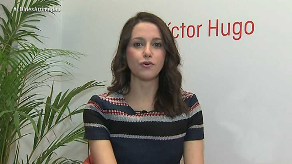 Los desayunos de TVE - Inés Arrimadas, portavoz de Ciudadanos