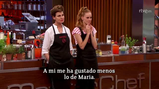 La inesperada despedida de Maria Castro de nuestras cocinas