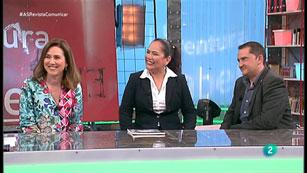La Aventura del Saber. TVE. Revista comunicar. Entrevista a Mª Amor Pérez , Mª Soledad Ramírez,  y a Francisco García Peñalvo