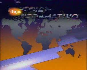 Informativo especial de TVE por la firma del Tratado de Adhesión de España a la CEE