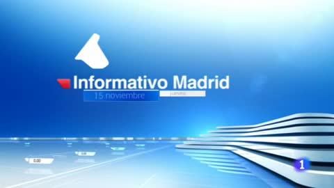 Informativo de Madrid - 15/11/18
