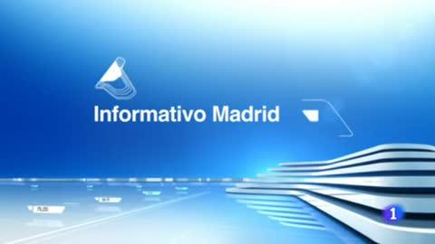 Informativo de Madrid 2 - 13/08/18