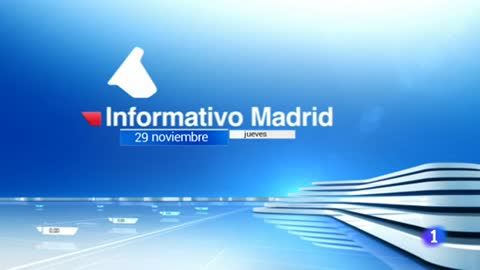 Informativo de Madrid - 29/11/18