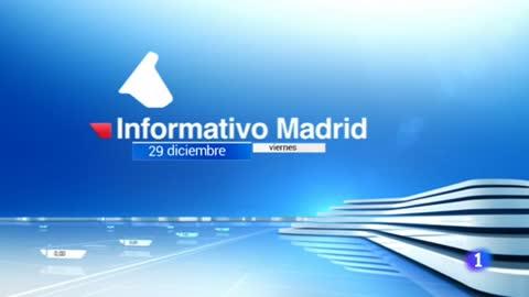 Informativo de Madrid - 29/12/17