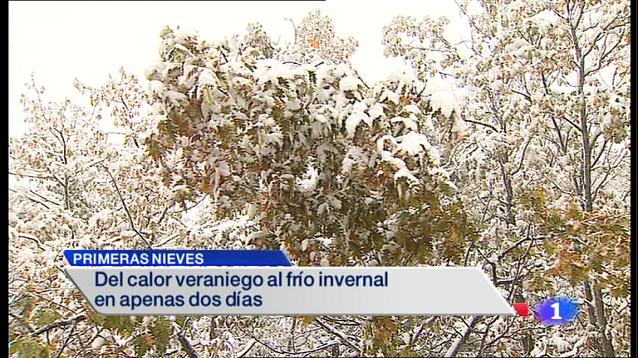 Informativo Telerioja - 05/11/14
