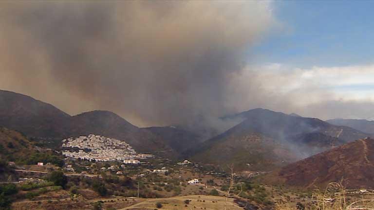 Informe Semanal - Convivir con el fuego