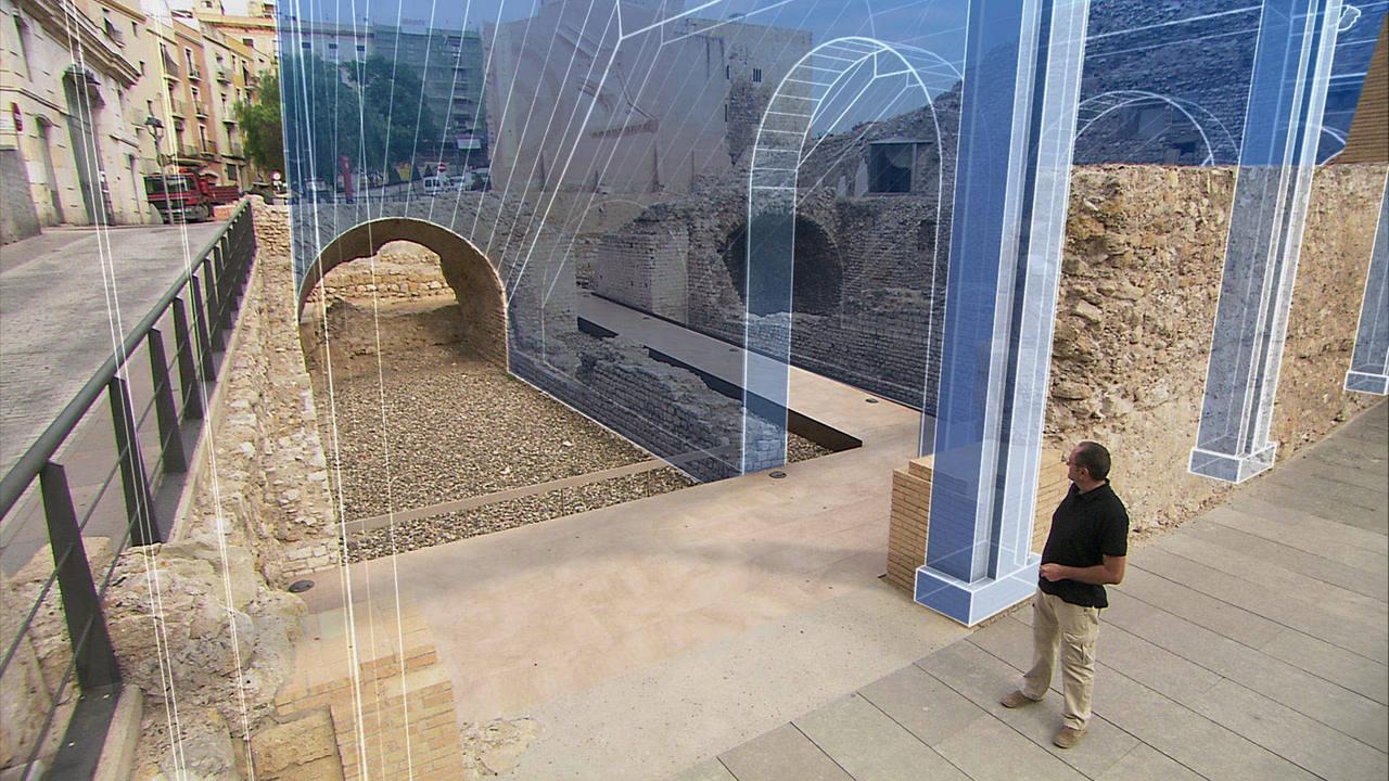 'Ingeniería Romana', la construcción de un Imperio como nunca se ha visto