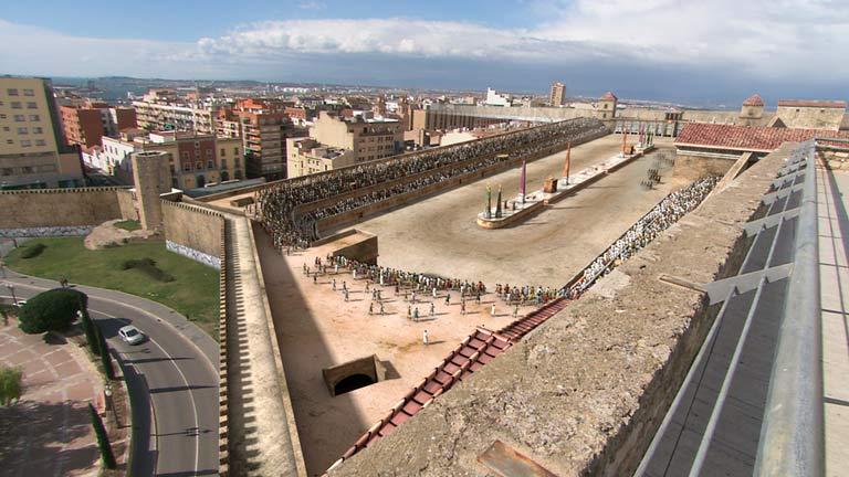 Ingeniería Romana - Tarraco