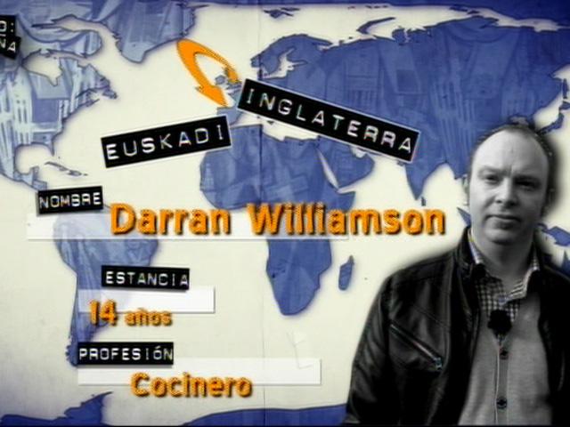 Destino: España - País Vasco - Darren