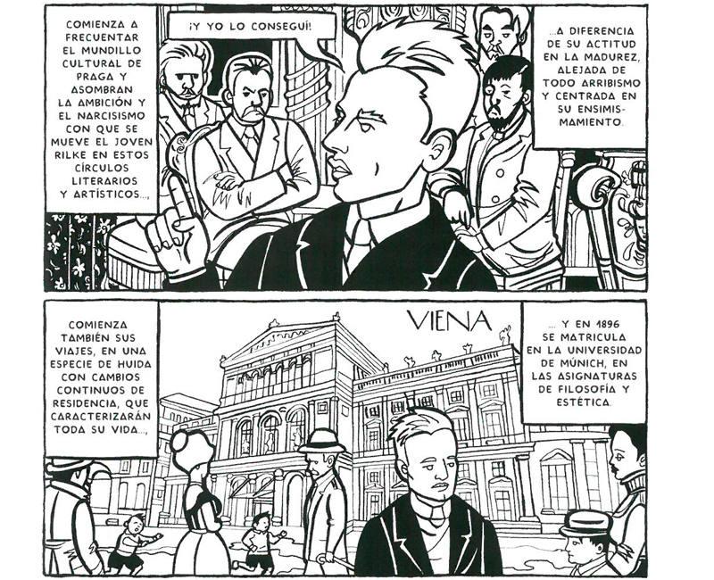 Los inicios de Rilke