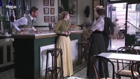 Acacias 38 - Íñigo, harto de los insultos de Rosina