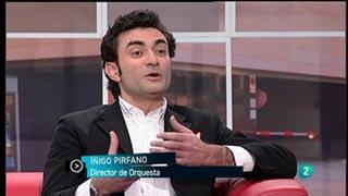 "Para Todos La 2 - Entrevista:  Íñigo Pirfano,  compositor que publica ""Inteligencia Musical"""