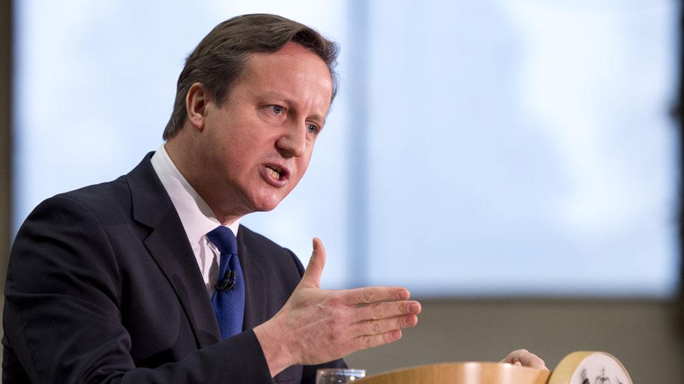 David Cameron anuncia sus propuestas para reducir la inmigración en el Reino Unido