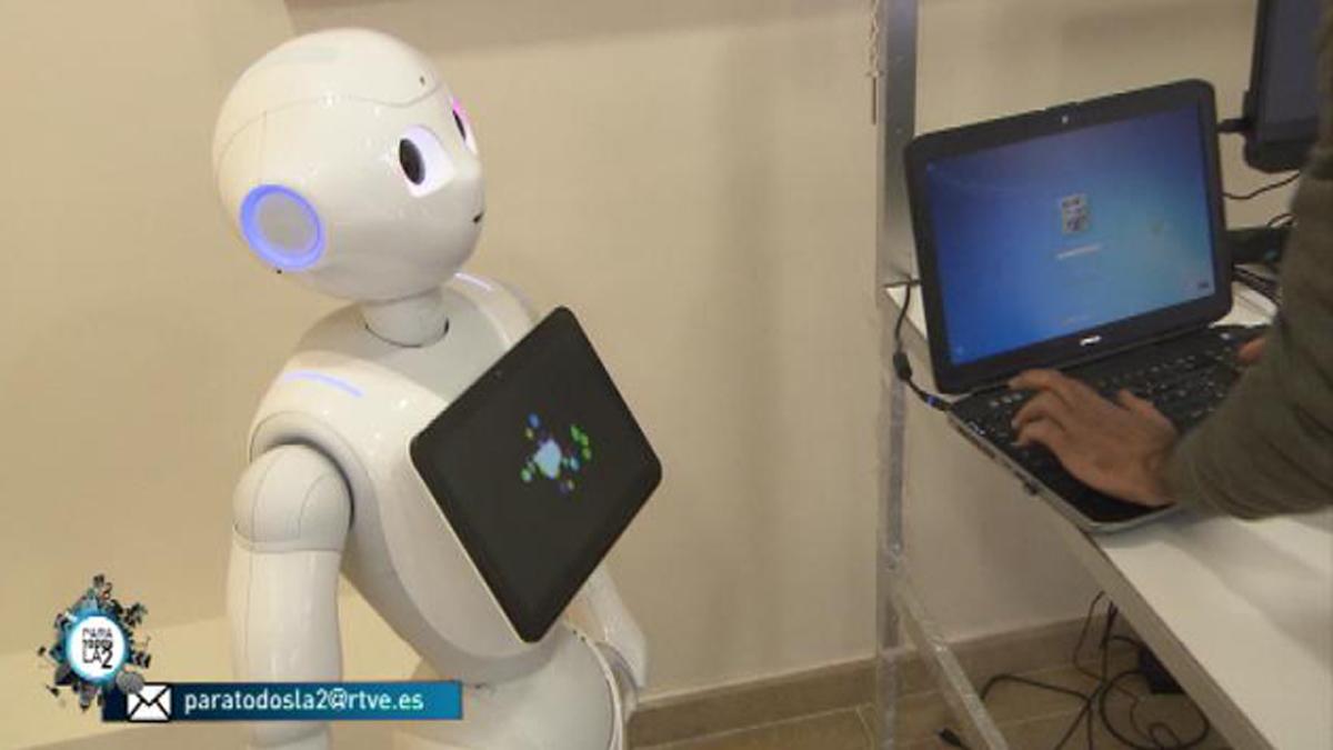 Para todos La 2 - Innovación y discapacidad - Robots sociales