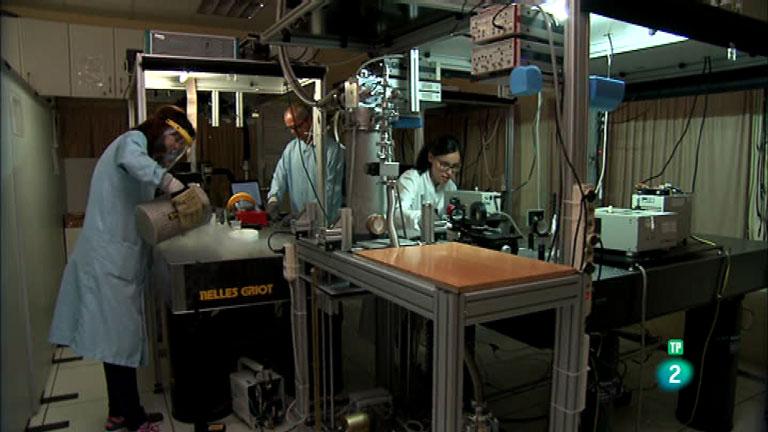 La Aventura del Saber. TVE. Instituto de Energía Solar