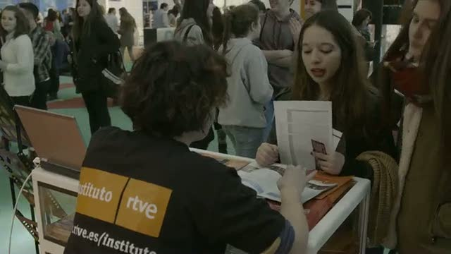 Instituto RTVE en AULA