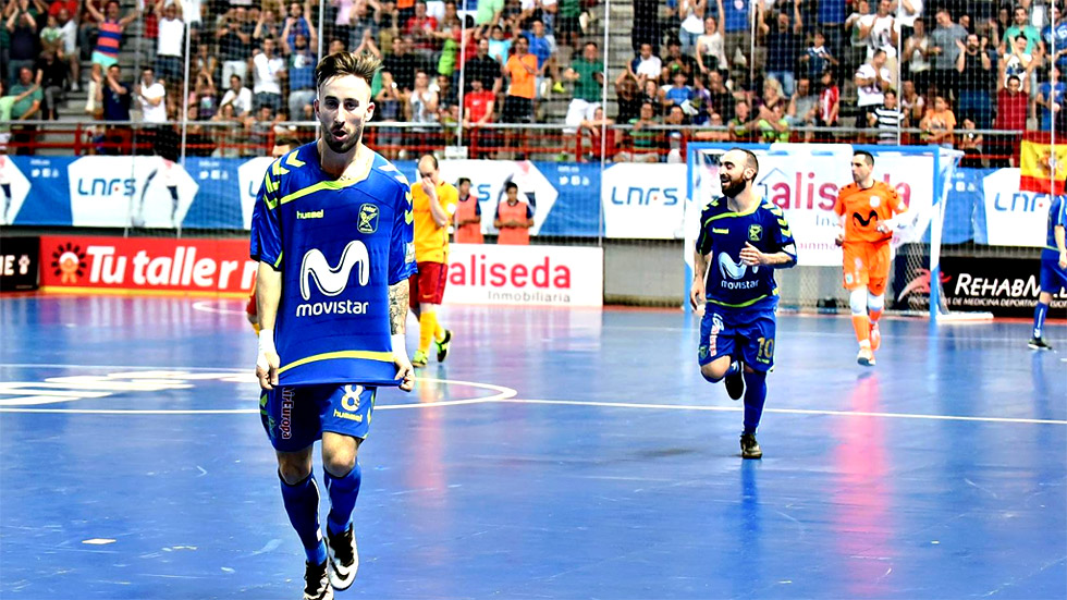 Inter Movistar 6-2 FC Barcelona Lassa