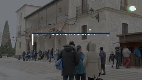 Cross - Internacional de la Constitución desde Aranda de Duero (Burgos). Resumen