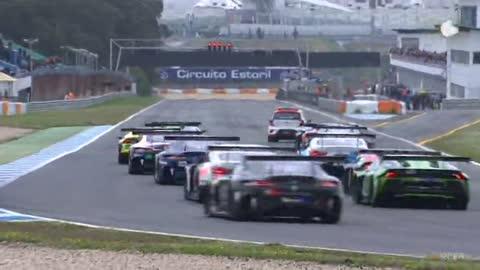 Automovilismo - Internacional GT Open 2ª Carrera desde Estoril (Portugal)