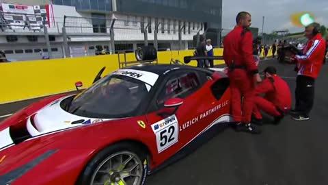 Automovilismo - Internacional GT Open. Resumen