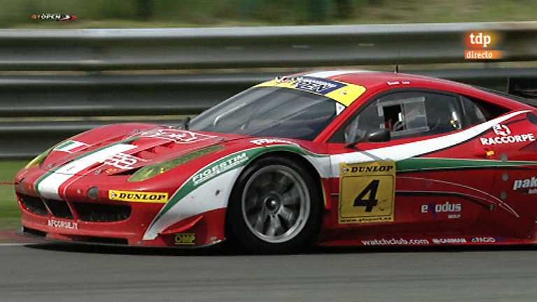 Automovilismo - Internacional GT Open - 23/06/12
