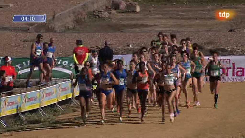Cross - Internacional de Itálica Carrera Femenina desde Sevilla