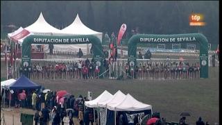 Cross Internacional de Itálica - Carrera masculina - 15/01/12