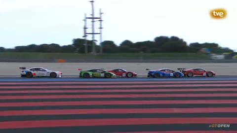 Automovilismo - International GT Open 1ª Carrera desde Paul Ricard (Francia)