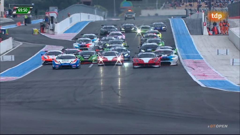 Automovilismo - International GT Open 1ª Carrera desde Paul Ricard (Francia)