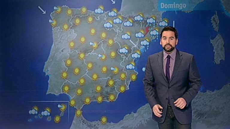 Viento de moderado a fuerte en Canarias y Estrecho